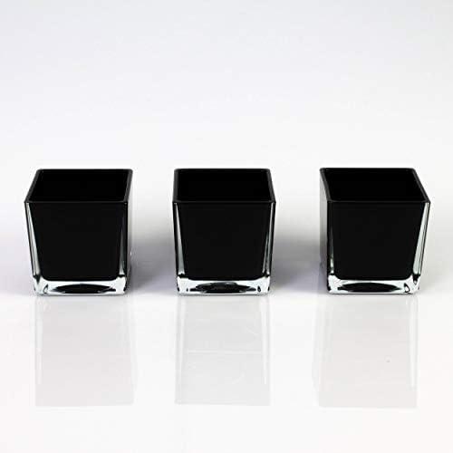 2er Set Teelichthalter modern metall rund Dekolicht Kerzenhalter Tischdekoration