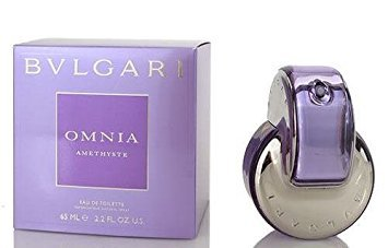 Omnia Amethyste By Bvlgari Women 2.2 Oz 65 Ml Edt Spray Nib Sealed New - For Bvlgari Women Eau De Toilette