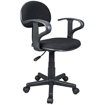 Techni Mobili Kids Task Chair – Black