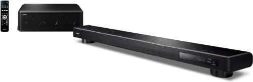 Yamaha YSP-2200 - Barra de Sonido de 132 W, Negro: Amazon.es ...