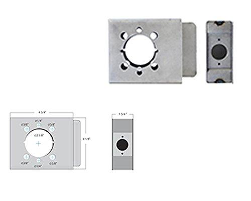 Keedex Oversized 10''x12'' Lock Box - Schlage Rhodes & many other lever sets. by KEEDEX