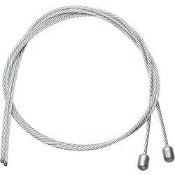 TRP Tektro Eurox and Revox Cantilever Straddle Cables : Pair 1.5 x 350mm -