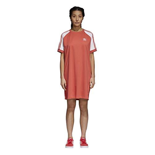 Scarlet Dress Women's Trace Small Adidas Raglan Originals UwXqq8T