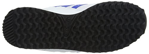 Corsa ZX adidas 750 White Uomo Core Scarpe Ftwr Black Bianco da Blue fwSRq