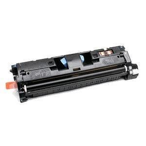 Ecotrend Compatible Toner Cartridge Replacement for HP Q3961A ( Cyan , 1-Pack )