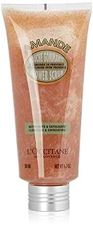 Loccitane Almond Shower Scrub, 198 ml