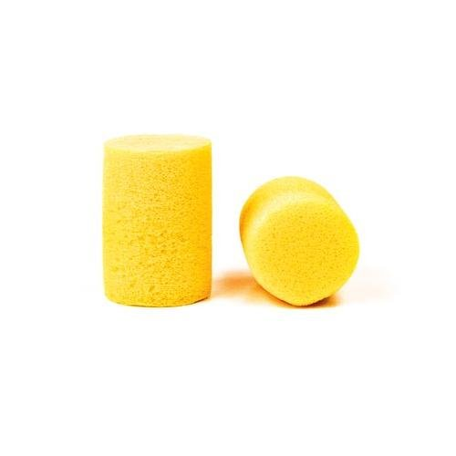 3M 310-1001 E-A-R Classic Uncorded Earplug, Pillow Pack, Yellow (Pack of -