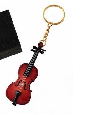 REGALOS LLUNA Llavero Miniatura Musical (Llavero Violin)