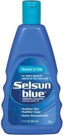 Selsun bleu Shampooing, normale à grasse 11 fl oz