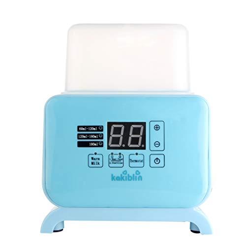 Kakiblin Fast Baby Bottle and Food Warmer, 4 in 1 Breast Milk Food Heater...