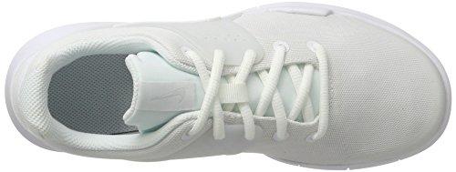 Nike Unisex-Kinder Arrowz Laufschuhe Weiß (White-racer Pink)