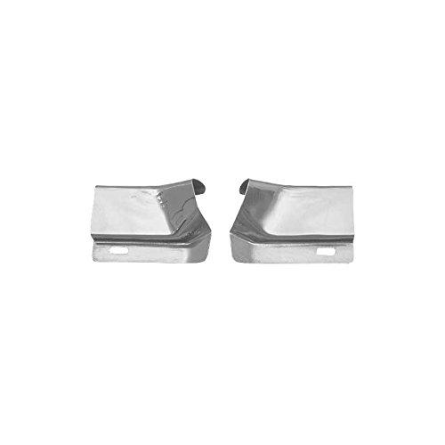 MACs Auto Parts 44-43361 - Mustang Fastback Roof Drip Rail Moulding Joint (Mustang Fastback Roof)