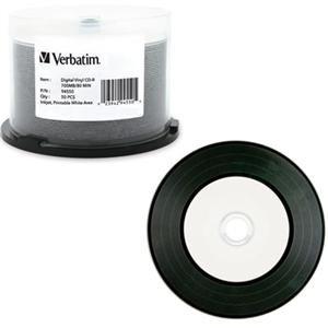 Verbatim 94550 CD R 52x 80MN 50PK Spindle (94550) by Verbatim