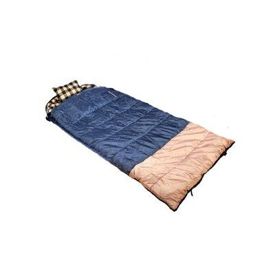 Ledge Sports Nevada +0 F Degree XL Oversize Flannel Lined Sleeping Bag (90 X 40), Outdoor Stuffs