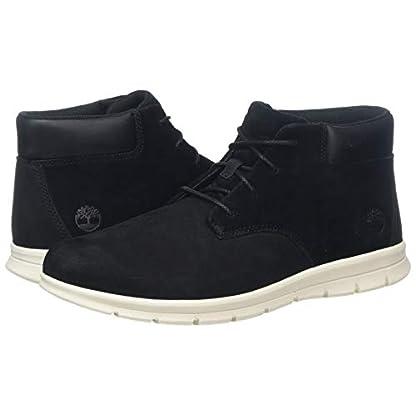 Timberland Men's Graydon Leather Chukka Boots 7