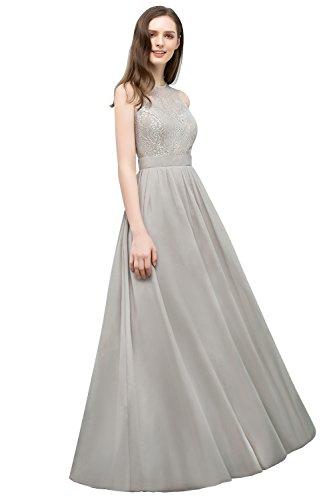 Damen Kleid Festliche Kleider Elegant Abendkleid Hochzeit ...