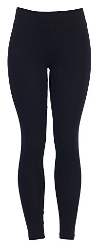 cotton-spandex-basic-knit-jersey-leggings-for-women-black-m