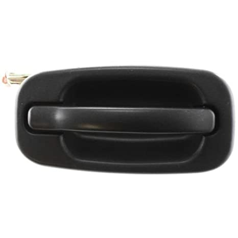 GMC DUALLY OUTSIDE Exterior DOOR HANDLE Front RIGHT PASSENGER 1999-2007