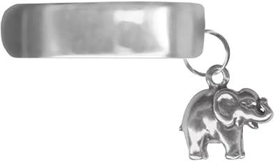 Amazon.com: Short Wave Ear Cuff Earring Non-pierced Wrap