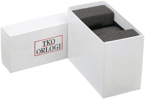 Tk608 Tq Acrylic Orlogi Women's Ceramix Tko Ice Turquoise PZiukXOT