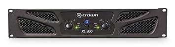 Review Crown XLi800 Two-channel, 300W