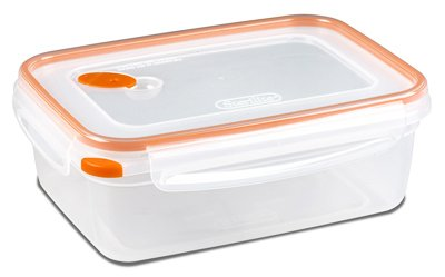 (Sterilite 03221106 8.3 Cups Rectangle Ultra-Seal Container Pack of 6)