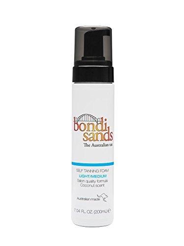 Bondi Sands - Salon Quality Self Tanning Foam for Smooth, Natural Bronzed Skin - Light/Medium - 6.76 Fl Oz by Bondi - Sale Bondi For