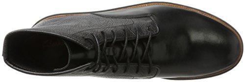 Black Nero Modur Caricamenti Classici Leather Uomo Sistema Hi del Clarks Hv6F8q8