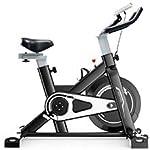 319vlJRYAbL. SS150 Tribesigns Cyclette Speed Bike, ergometro con Trasmissione a Cinghia, Display LCD e sensori pulsazioni Fitness Bike Fitness Bike Indoor Cycling