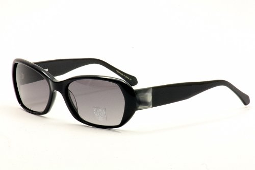 Vera Wang Sunglasses V270 V-270 BK Black - Wang Sunglasses