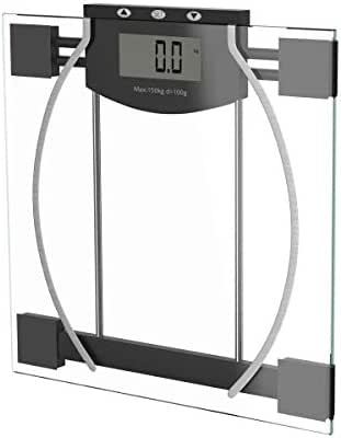 TG Mens Remedy Digital Scale - Body Weight, Fat and Hydration - BIA