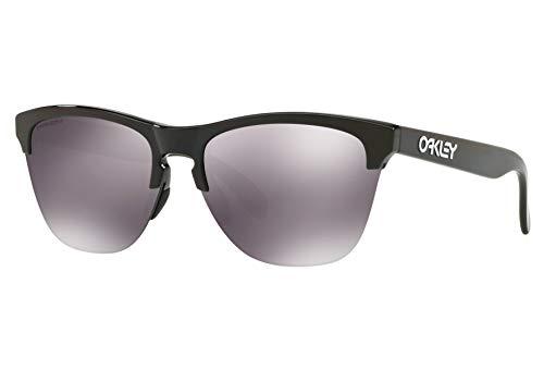 Óculos Oakley Frogskins Lite Polished Black W/prizm Black