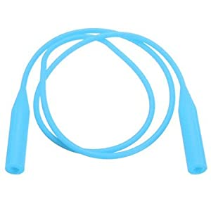 Floating Sunglass Straps - Chums Sunglass Strap - 53cm Adjustable Glasses Strap Neck Cord Sports Eye Glasses Band Sunglasses Rope Strin - Strap For Sunglasses - Glasses Strap Sports(Light Blue)