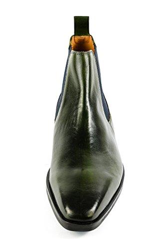 MH15 Verde Uomo Hamilton amp; Stivali Verde 1152 Melvin SawEvAxqq