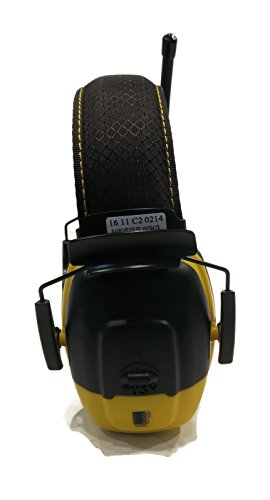 Stanley Sync Digital AM/FM/MP3 Radio Earmuff (RST-63012) by Stanley (Image #2)