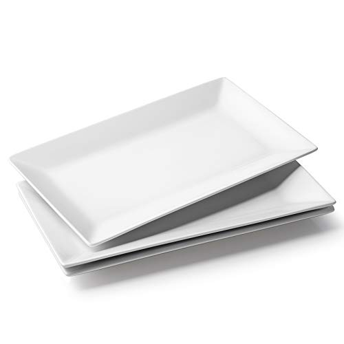 DOWAN Porcelain Rectangular Serving