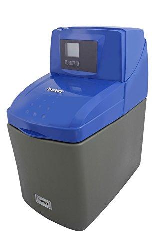 BWT WS455 Hi Flow Electronic Demand Block/Tablet Water Softener, Blue, 10 Litre