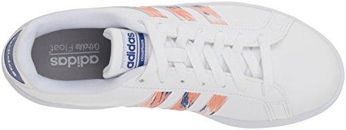 Cf Coral White chalk Adidas Orange clear Advantage Femme gzqdwx60