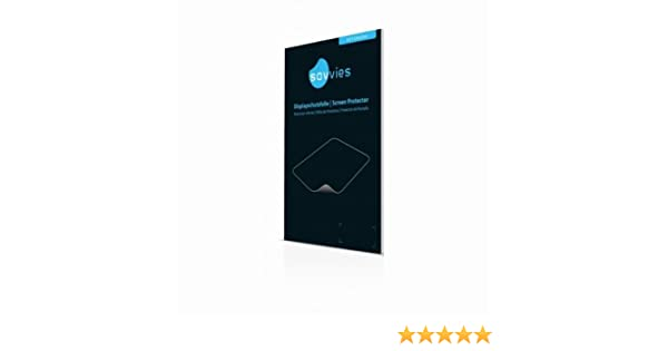 Simple Assembly Residue-Free Removal 6X Savvies Ultra-Clear Screen Protector for Raspberry Pi Touchscreen 7 accurately Fitting