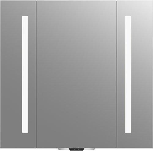 KOHLER 99572-VLAN-NA Verdera Voice 34 in. x 33 in. Lighted Mirror- Works with Alexa by Kohler (Image #1)