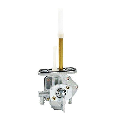Fuel Pump Valve (Highfine Replacement Fuel Gas Petcock Valve Switch Pump for Suzuki LT 80 LT80 ATV Quad 1987 1988 1989 1990 1991 1992 1993 1994 1995 1996 1997 1998 1999 2000 2001)
