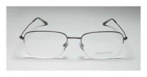 9bfd1314752 Giorgio Armani 5043 Mens Designer Half-rim Eyeglasses Eye Glasses ...