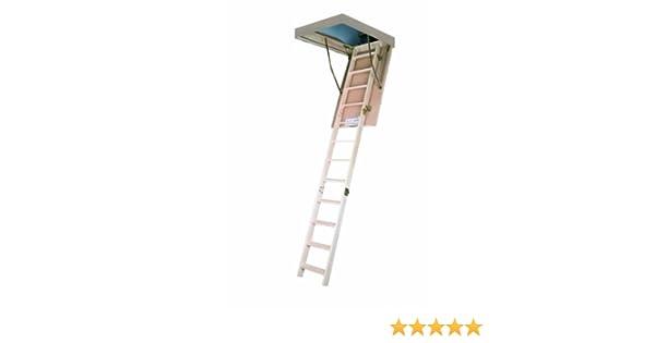 Suelo de escaleras de cubierta de escalera de caja Fakro órtesis 55 x 111 cm Smart de madera de la escalera: Amazon.es: Bricolaje y herramientas