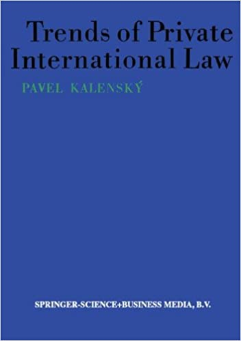Trends of Private International Law