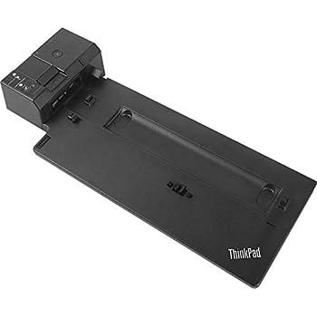 Amazon com: Lenovo Thinkpad Thunderbolt 3 Dock (40AC0135US