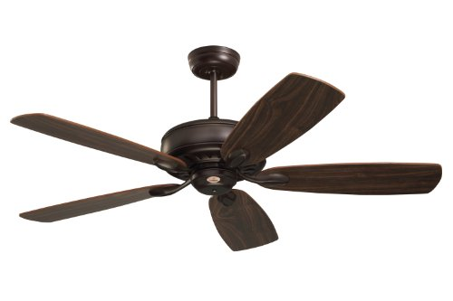 Emerson Ceiling Fans CF901ORB Prima Energy Star Ceiling Fan With Wall Control