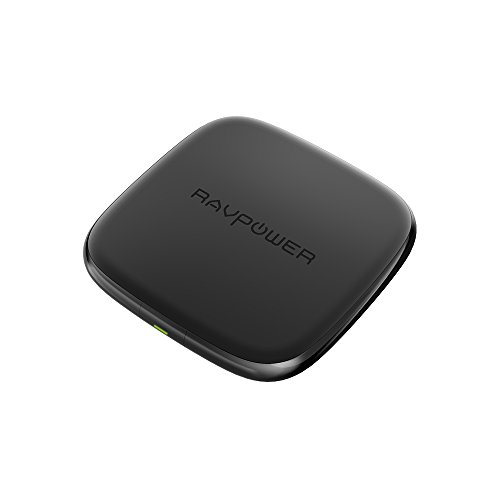 Cheap Dining & Entertaining RAVPower 7.5W Fast Wireless Charger for iPhone X, 8 & 8 Plus..