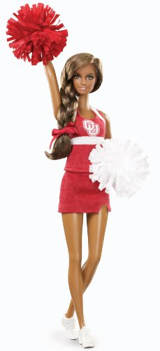 (Barbie Collector University of Oklahoma African-American Doll)