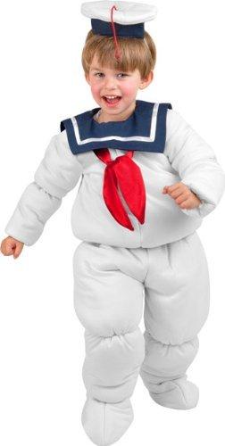 Toddler Stay Puft Marshmallow Man Halloween Costume  sc 1 st  Amazon.ca & Toddler Stay Puft Marshmallow Man Halloween Costume Unisex - Amazon ...