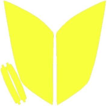 Precut Vinyl Tint Cover for 2003-2008 Nissan 350Z Headlights Yellow